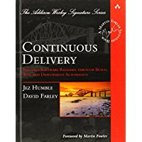 Book: Continuous Delivery