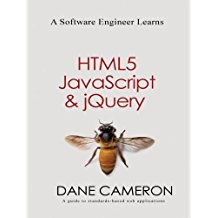 Book: A Software Engineer Learns HTML5, JavaScript and jQuery